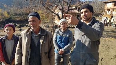 (Özel) Tosya'da Evi Yanan Köylü Ve Ailesi Verilen Sözlerin Yerine Getirilmesini İstiyor