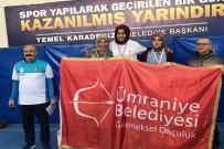 ÜMRANİYE BELEDİYESİ - Ruz-I Kasım Ok Bayramı Yarışmalarında Şampiyon Ümraniye