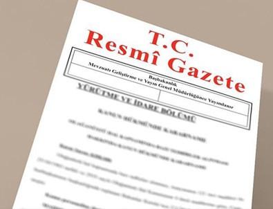 Sağlık alanında düzenlemeler içeren kanun Resmi Gazete'de