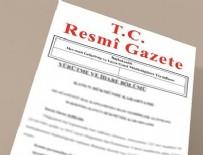 SOSYAL GÜVENLIK KURUMU - Sağlık alanında düzenlemeler içeren kanun Resmi Gazete'de
