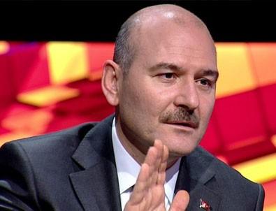 Süleyman Soylu: Bir meczup darbe planlayacaksa