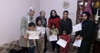 ADıYAMAN ÜNIVERSITESI - Suriyeli Çocuklar Ülkeleriyle İlgili Düşüncelerini Resmetti