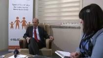 DAVUT GÜL - 'Suriyelilerin Belirsizliklere Karşı Direnç Geliştirmeleri Önemli'
