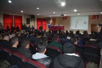 MEHMET ALİ ÖZKAN - Tatvan'da 'Denizcilik Belgesi' Sınavı