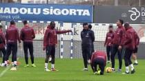 JURAJ KUCKA - Trabzonspor'da Atiker Konyaspor Maçı Hazırlıkları