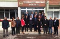 KAYSERİ ŞEKER FABRİKASI - Turhal Şeker Fabrikasında Üniversite- Sanayi İşbirliği Çalışmaları Başladı