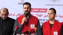SAĞLIK SEKTÖRÜ - Türk Kızılayı'ndan Gazze'ye 8,5 Tonluk İlaç Yardımı