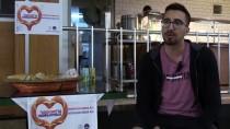 SABAH KAHVALTISI - Üniversitelilerden 'Askıda Simit' Projesi