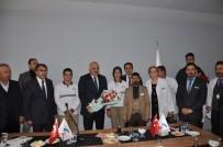 MEHMET ASLAN - Vali Zorluoğlu'ndan Özel Van OSB Mesleki Ve Teknik Kolejine Ziyaret