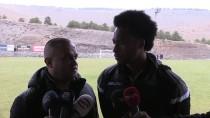 DEVRE ARASı - Yeni Malatyaspor'da Eren Ve Mina, Gelecek Maçlardan Umutlu