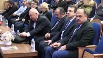 MARMARA EREĞLISI - Zonguldak'ta 'Türkiye'nin Depremselliği' Konferansı