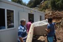 BEYAZ EŞYA - 118 Vatandaşa Konteyner Ev Yardımı