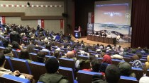 ABDULLAH AYAZ - 2. Uluslararası Göç Ve Mülteci Kongresi Başladı