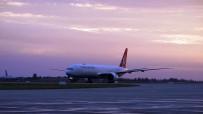 ESENBOĞA HAVALIMANı - 2018'Deki Uçuş Verileri Sevindirdi; Toplamda 1 Milyon 350 Bine Yakın Uçuş