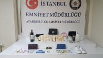 ZİYNET EŞYASI - 400 Bin Lira Çaldığı İddiasıyla Aranan Temizlikçi Kadın Yakalandı