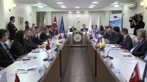 İŞ İNSANLARI - AB Ekonomi Müsteşarları Eskişehir'de Buluştu