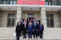 ÇEK CUMHURIYETI - AB Ekonomi Ve Ticaret Müsteşarları Eskişehir'de