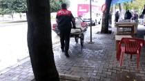 Adana'da Otomobilden Akü Hırsızlığı