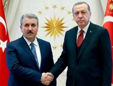 AK Parti'de ittifak görüşmesi