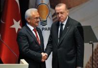 ANADOLU ÜNIVERSITESI - AK Parti Erzincan Belediye Başkan Adayı Cemalettin Başsoy Oldu