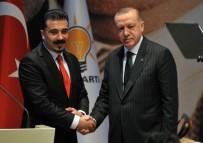 ANADOLU ÜNIVERSITESI - AK Parti Tunceli Belediye Başkan Adayı Gökhan Arasan Oldu