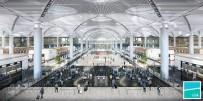 İŞ GÖRÜŞMESİ - Arnavutköy'den İstanbul Havalimanı'na 250 Kişilik İstihdam Daha