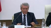 ZEHRA ZÜMRÜT SELÇUK - Asgari Ücret Tespit Komisyonu Toplandı (2)
