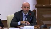 TOPLU İŞ SÖZLEŞMESİ - Asgari Ücret Tespit Komisyonu Toplandı (4)