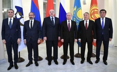 Avrasya Ekonomik Birliği Toplantısında Ortak Petrol Pazarı Anlaşması