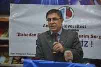 ANADOLU ÜNIVERSITESI - Babadan Çocuklara Karma Resim Sergisi Açıldı