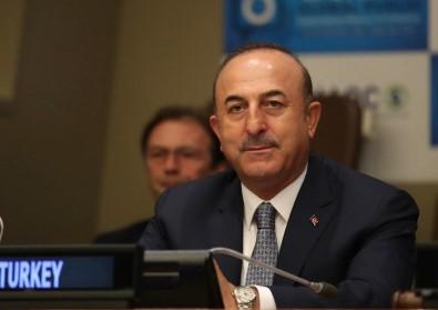 Bakan Çavuşoğlu Açıklaması 'Tam Destek Veriyoruz'