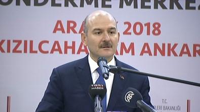 Bakan Soylu'dan KKTC'li Mevkidaşına 'Geçmiş Olsun' Telefonu