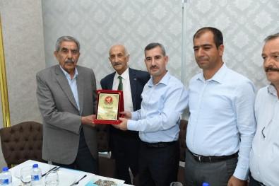 Belediye Başkanı Mehmet Çınar'dan Muhtarlarla İstişare Toplantısı