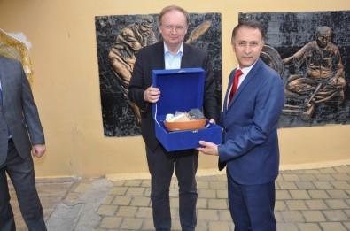 Berger'den Başkan Gülbay'a Teşekkür Mektubu