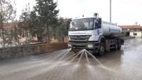 GEYRE - Büyükşehir Yaykın Mahallesi'nde Çevre Temizliği Yaptı