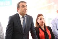 DICLE ÜNIVERSITESI - CHP'nin Tunceli Başkan Adayı Aydın Oldu