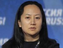 VANCOUVER - Çinli Huawei'nin yöneticisi 'İran yaptırımlarını deldiği' gerekçesiyle tutuklandı
