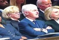 BİLL CLİNTON - Clinton Ve Biden'ın Uyuması Twitter'da Olay Oldu