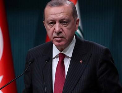 Cumhurbaşkanı Erdoğan başkan adaylarını açıkladı