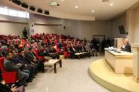 MUSTAFA DOĞAN - 'Diriliş Çağrısı Ve Sezai Karakoç' Başlıklı Konferans Düzenlendi