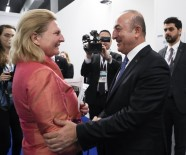 RADİKALLEŞME - Dışişleri Bakanı Çavuşoğlu'nun İtalya Temasları