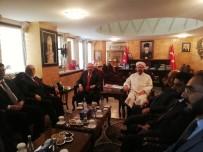 AYRIMCILIK - Diyanet İşleri Başkanı Erbaş Mardin'de