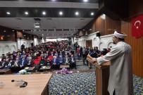 KURAN-ı KERIM - Diyanet İşleri Başkanı Erbaş, Üniversite Öğrencileriyle Bir Araya Geldi