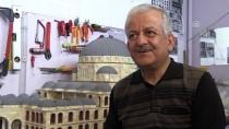 DAMAT İBRAHİM PAŞA - Eczacının 'Minyatür' Merakı Atölye Kurdurdu