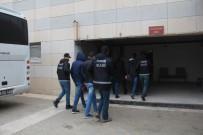 POMPALI TÜFEK - Elazığ'da Uyuşturucu Operasyonu Açıklaması 5 Şüpheli Adliyeye Sevk Edildi