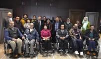 GÖKKUŞAĞI - Engelli Bireylerden Tepebaşı'na Tebrik