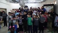 GÖLGE OYUNU - Engelli Öğrencilerle Polis Bir Arada