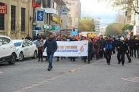 DÜNYA ENGELLILER GÜNÜ - Engelliler İçin Farkındalık Yürüyüşü Yapıldı