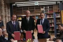 GÜLHANE - FÜ İle İslam Bilim Tarihi Araştırmaları Vakfı Arasında İş Birliği Protokolü