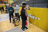 GENÇLİK VE SPOR BAKANLIĞI - Geleceğin Şampiyon Sporcuları Gaziosmanpaşa'da Yetişiyor